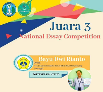 Juara III: National Essay Competition
